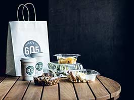 Cafe 605 All Day Grab and Go