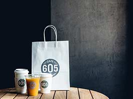 Cafe 605 Grab and Go
