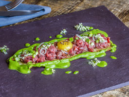 it's tartare time